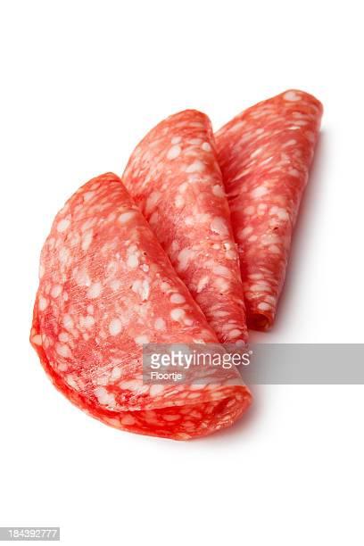 Viande: Salami