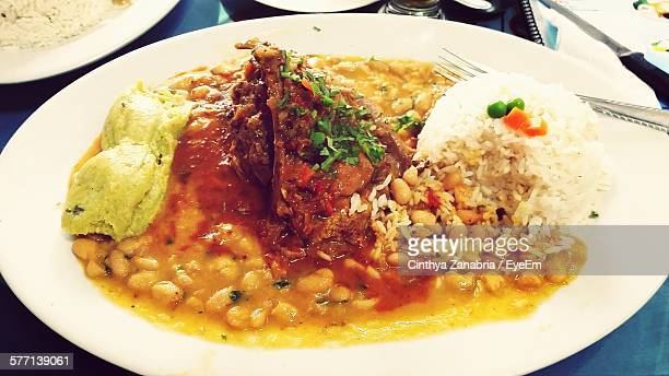 Meat Sauce With Rice