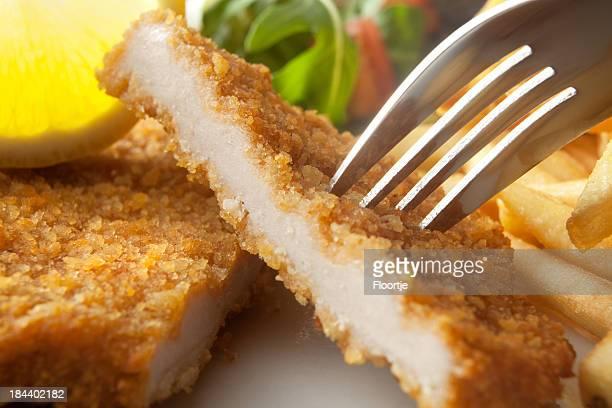 Meat Stills: Schnitzel
