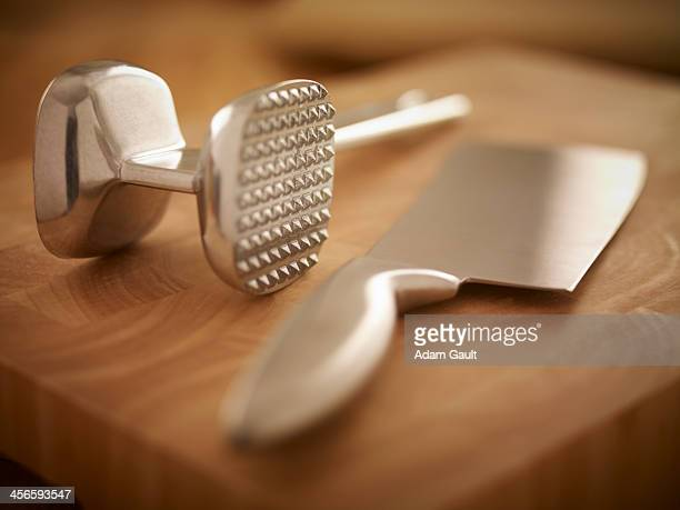 Meat tenderiser and clever