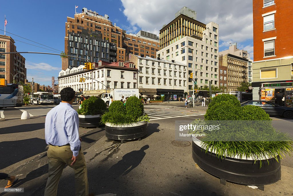 Meatpacking District Stock Photo - Getty Images