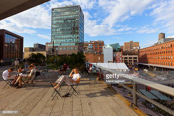 Meatpacking district, The High Line