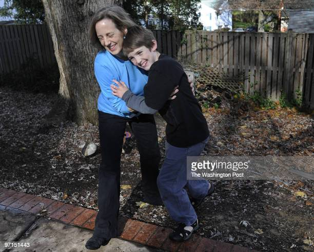 November 27 2009 CREDIT Carol Guzy/ The Washington Post Arlington VA Will Gilbertsen 11 years old has Asperger Syndrome His mother Kathleen Atmore is...