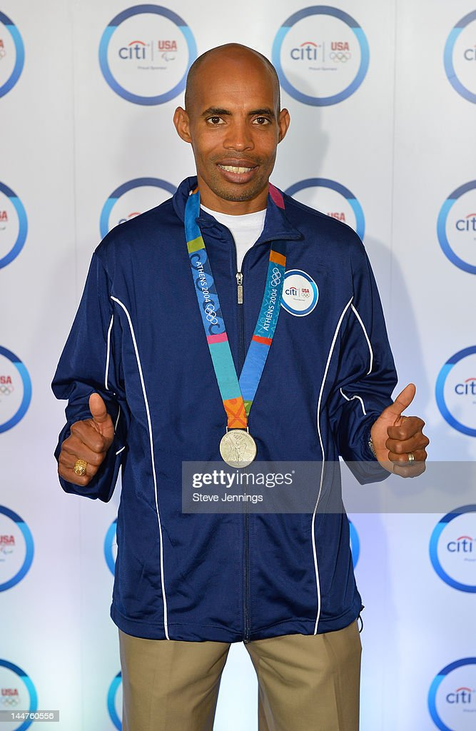 Citi Every Step Of The Way San Francisco Event With Two-Time Olympian Meb Keflezighi : News Photo