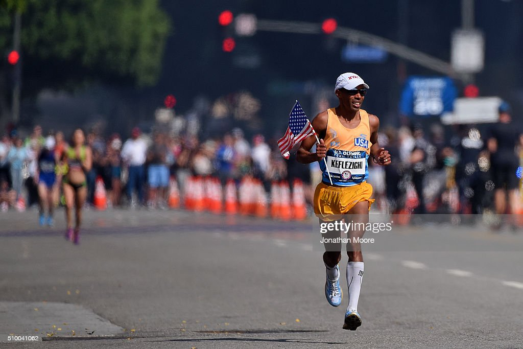 U.S. Olympic Team Trials - Marathon : News Photo