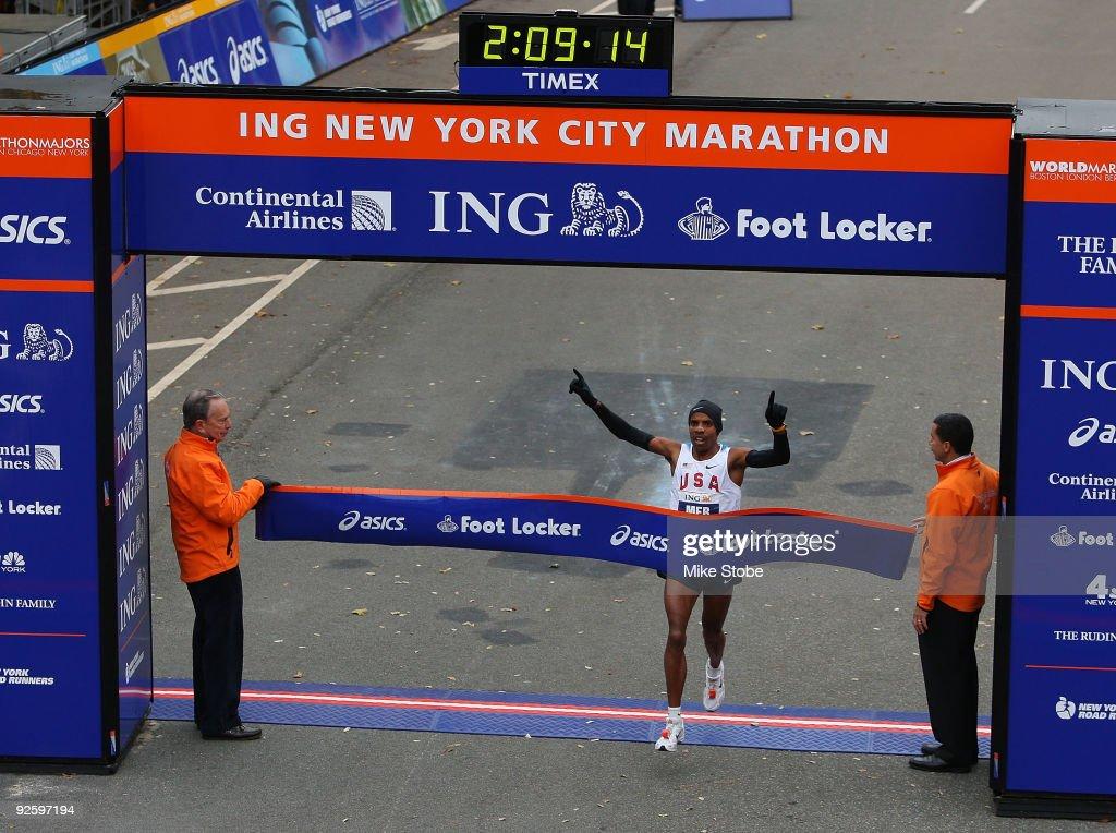 40th ING New York City Marathon