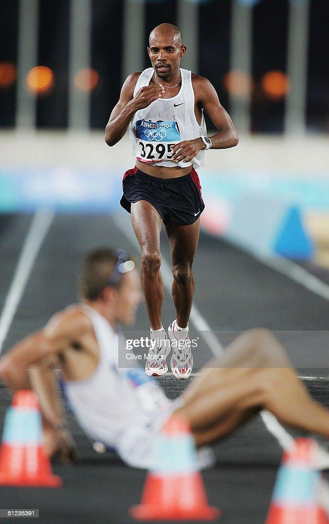 Mens Marathon : News Photo