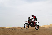 pisco peru mec hrc no motorbike