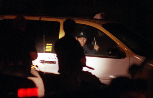 Suspect In Huntington Beach Taxi Carjacking Penger Seat With Knife Moments