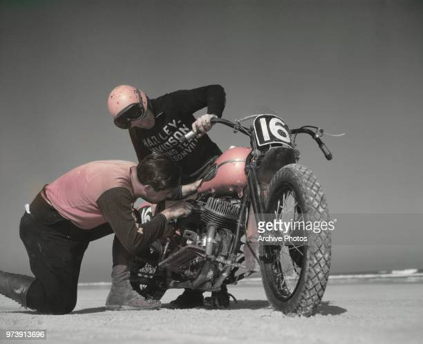 Harley Davidson Ride Pictures And Photos Getty Images