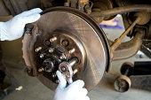 Mechanic Brake Job