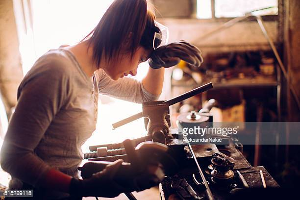 Mechanic girl