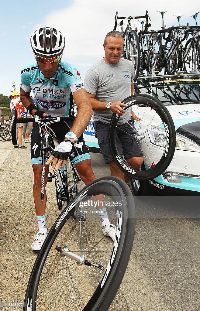 Le Tour de France 2012 - Stage Thirteen : News Photo