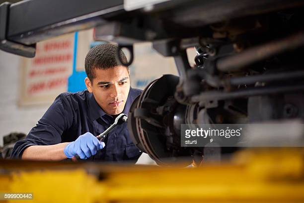 mechanic repairs - (position) stock pictures, royalty-free photos & images