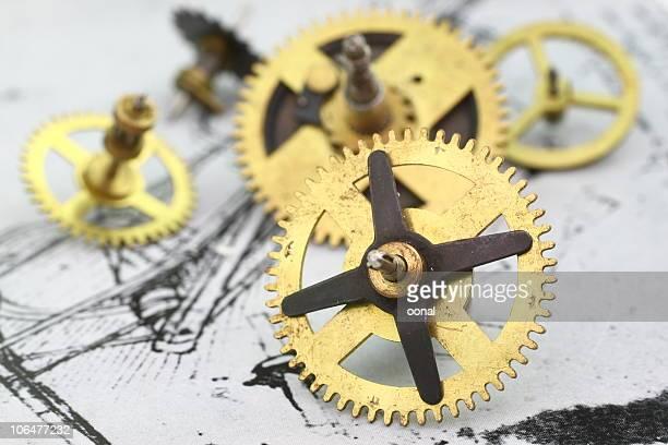 Mécanique pièces