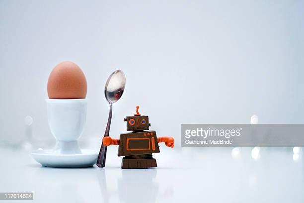 mechanics of breakfast - catherine macbride stockfoto's en -beelden