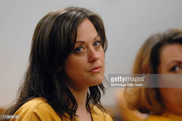 Mechele Linehan appears in Superior Court in Anchorage, Alaska, for a pre-trial conference on Tuesday, April 27, 2010. It was her first court...