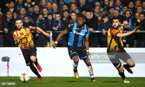 20171220 Mechelen Belgium / Kv Mechelen v Club Brugge / nAnthony LIMBOMBEnFootball Jupiler Pro League 2017 2018 Matchday 20 / nPicture by Vincent Van...