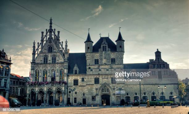 Mechelen City Hall - Belgium