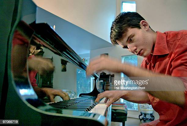 MeCompose26 Photos by Michael Williamson NEG#186063 11/21/06 17YEAROLD TUDOR DOMINICK MAICAN COMPOSES SYMPHONIES PIANO CONCERTOS AND OTHER MUSICHE'S...
