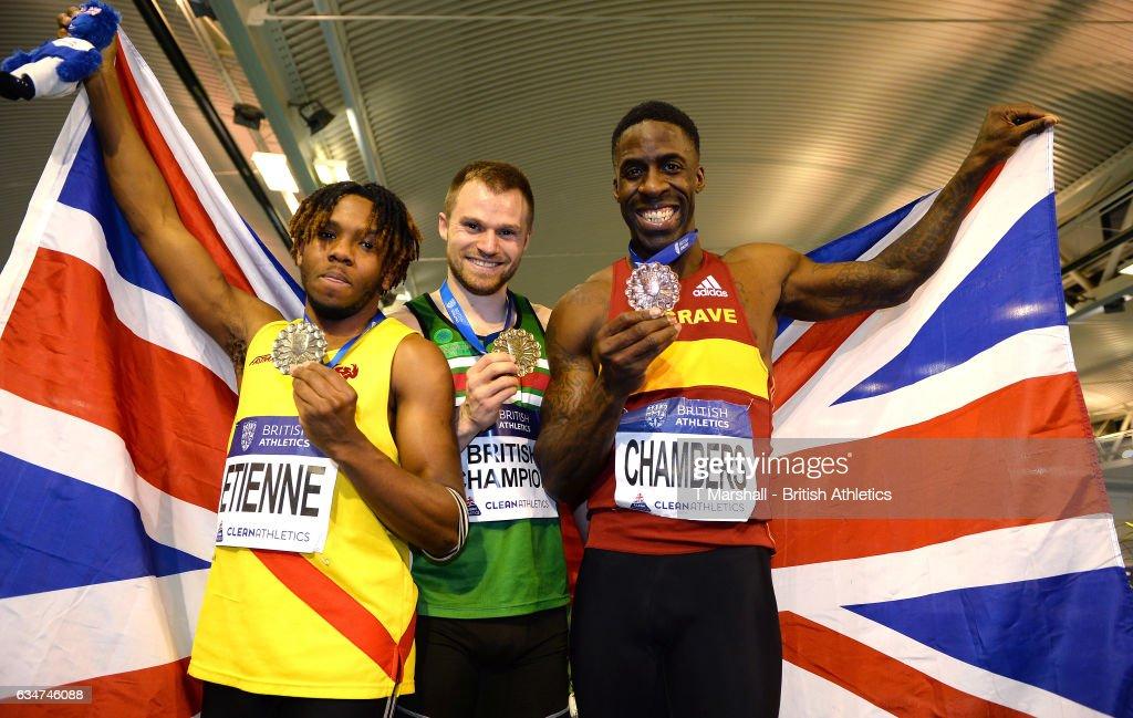 British Athletics Indoor Team Trials 2017 - Day One