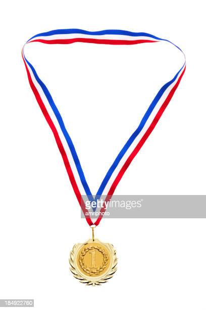 medal for first place
