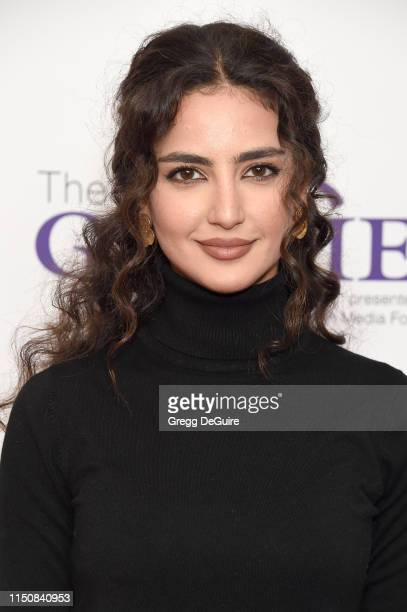 Medalion Rahimi at the 44th Annual Gracies Awards hosted by The Alliance for Women in Media Foundation on May 21 2019 at the Four Seasons Beverly...