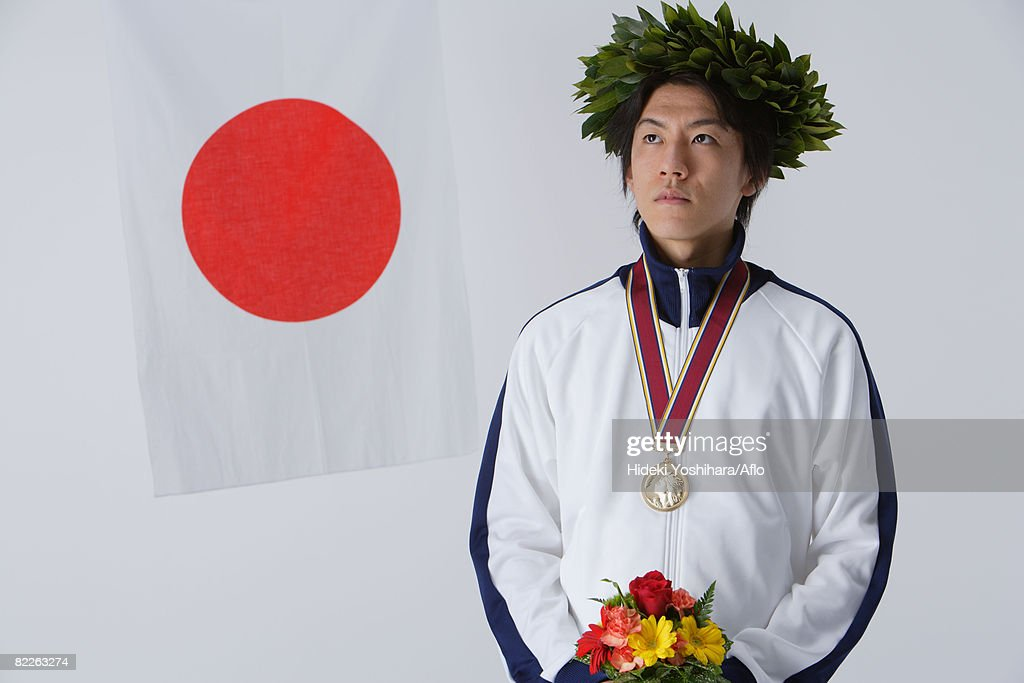 Medalist : Stock Photo