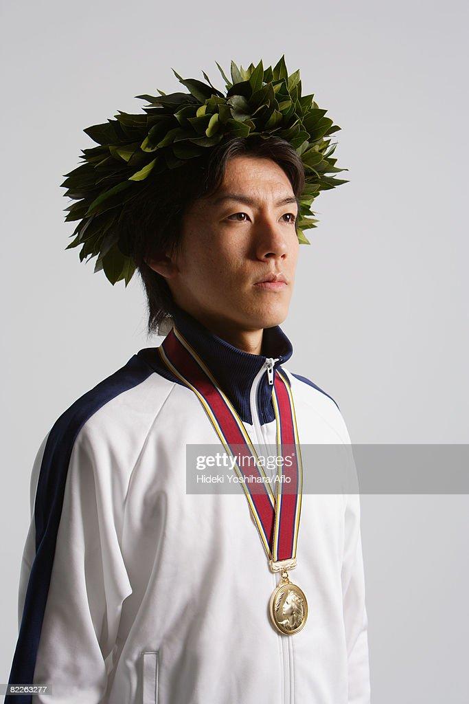 Medalist : Stock Photo