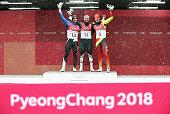 pyeongchanggun south korea lr medalists chris