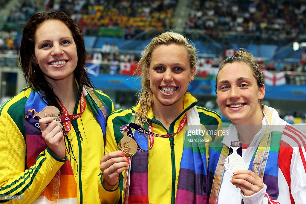 19th Commonwealth Games - Day 5: Swimming : News Photo