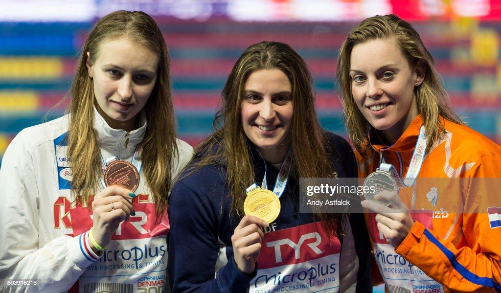 European Short Course Swimming Championships : Photo d'actualité