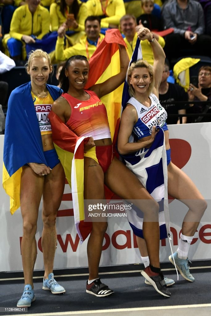 ATHLETICS-EUR-INDOOR : News Photo