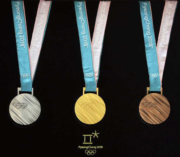 Pyeongchang Winter Olympic medals unveiled Pictures ...