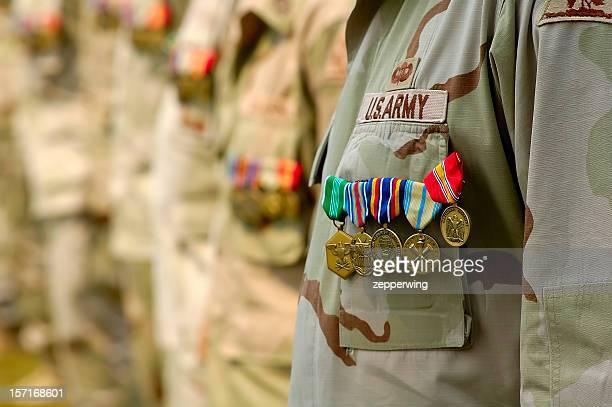 medallas - honra fotografías e imágenes de stock