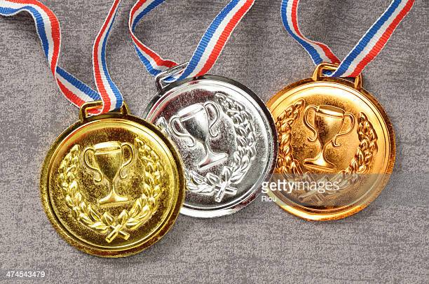 medals - bronze medalist stock pictures, royalty-free photos & images