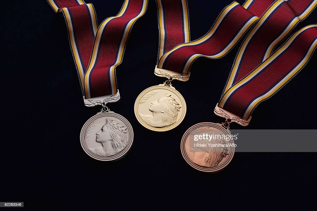 Medals : Stock Photo