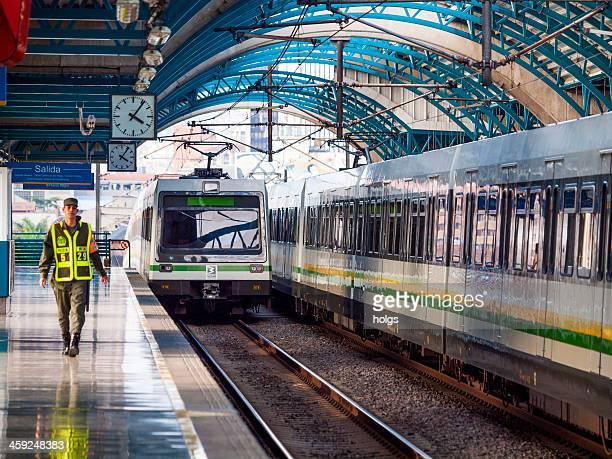 Medellin Metro Railway