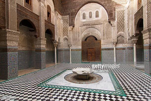 Medersa Attarine. Fes, Morocco.
