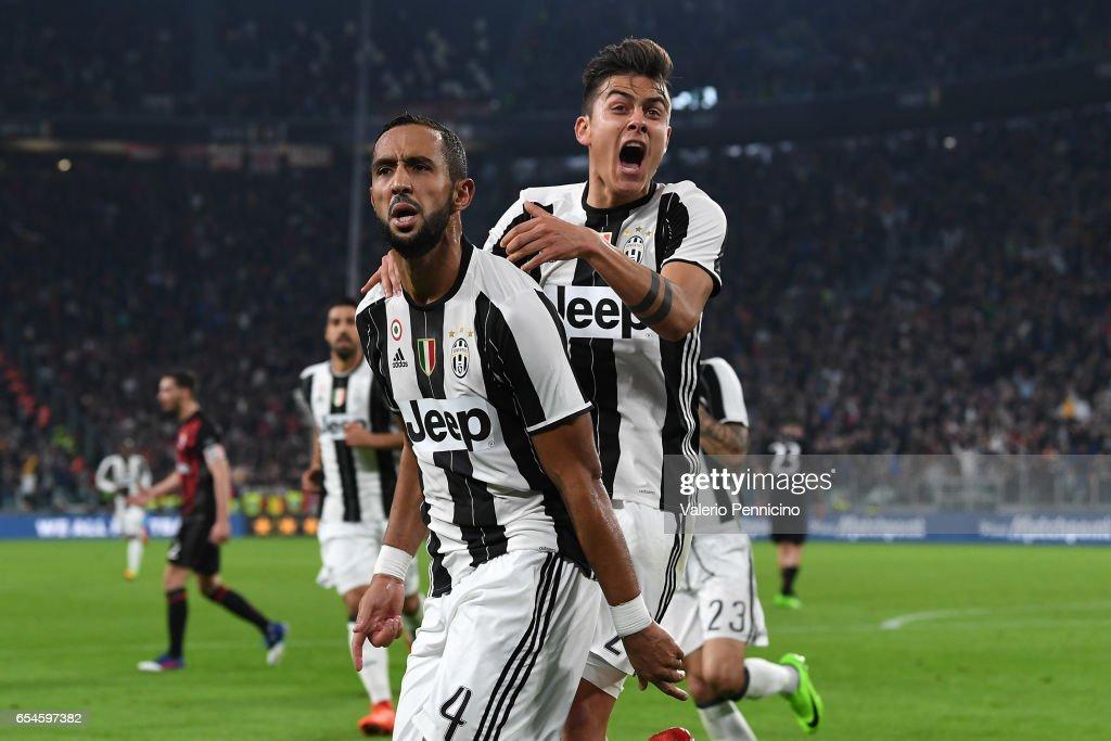 Juventus FC v AC Milan - Serie A : Foto di attualità