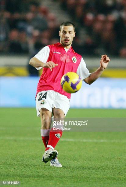 Medhi LACEN PSG / Racing Santander Coupe de l UEFA Photo Dave Winter / Icon Sport