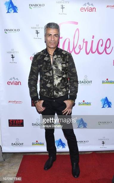 Medi eM attends the URBAN2020 Fabrice Spies Benefiting STOP Trafficking of People on December 13 2018 in Los Angeles California