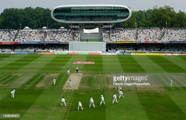 Media Centre England v India 1st Test Lord's Jul 02