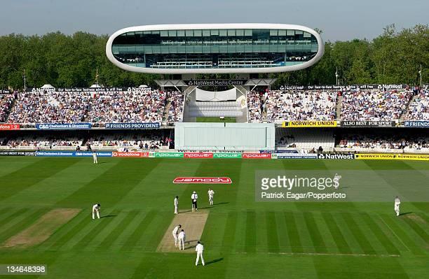 Media Centre England v Sri Lanka 1st Test Lord's May 02