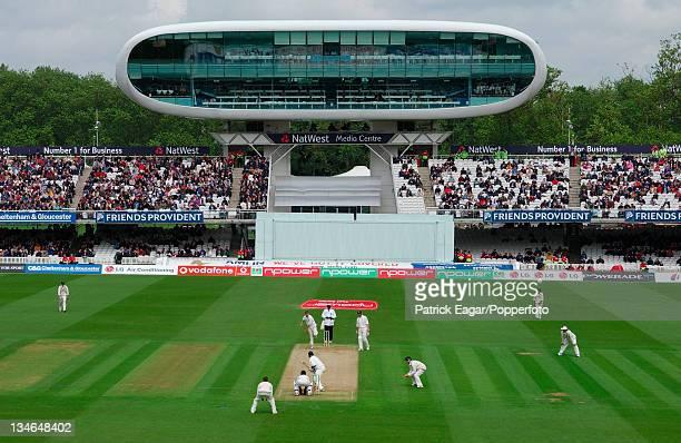 Media Centre England v Zimbabwe 1st Test Lord's May 03