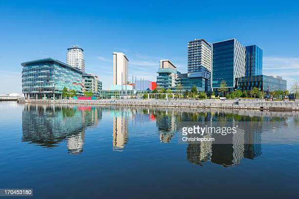 Media City UK, Salford Quays, Manchester