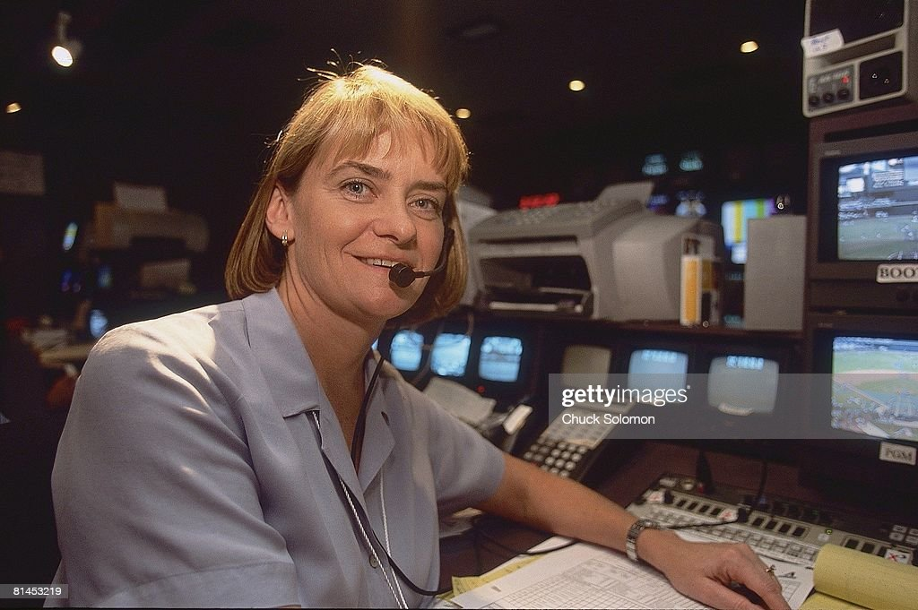 Fox Producer Carol Langley : News Photo