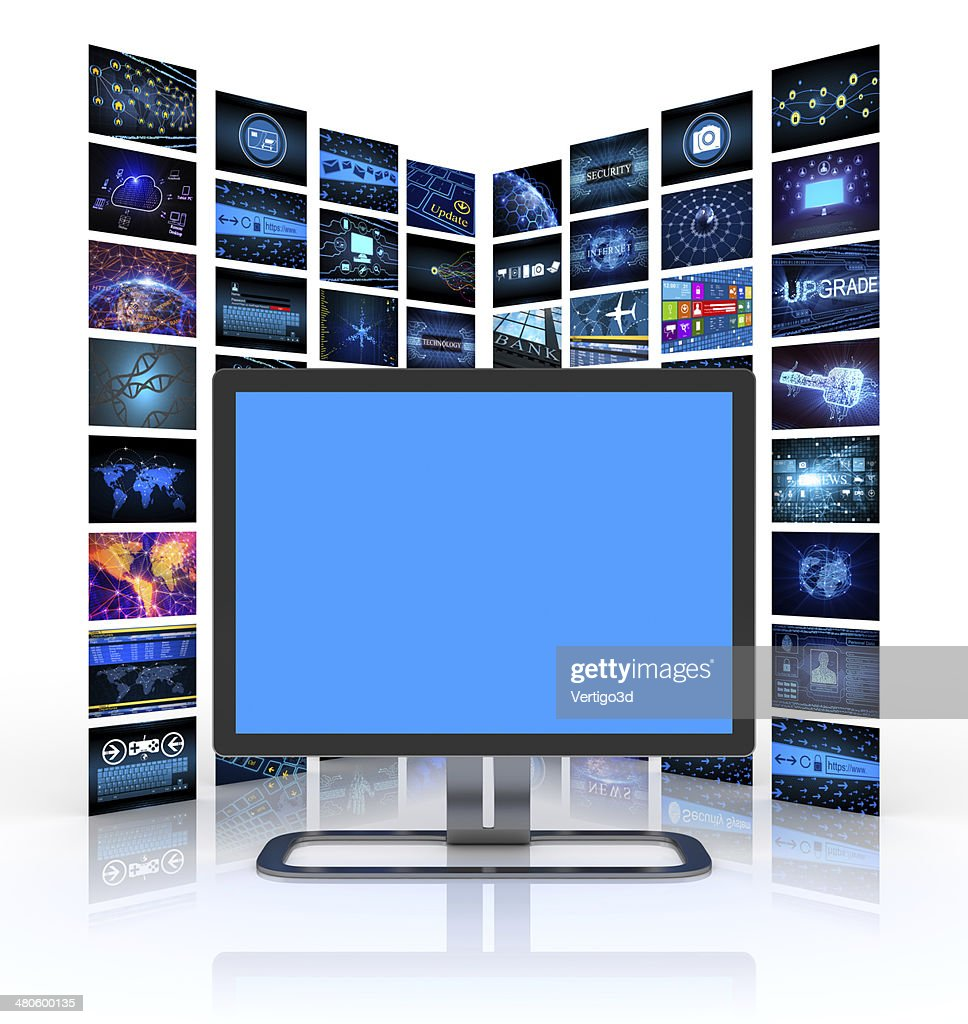 Media concept : Stock Photo