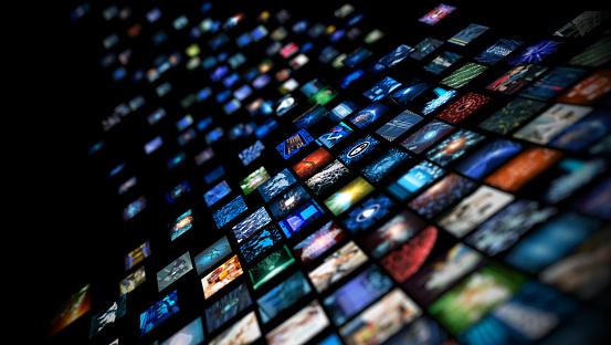 Media concept smart TV 610408004