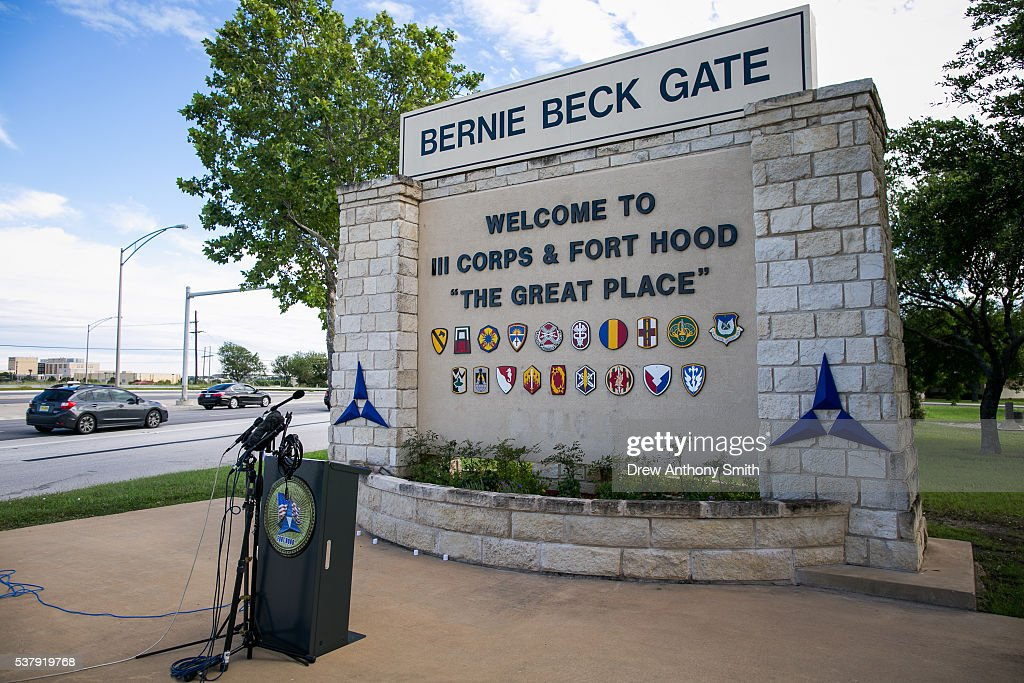 5 Fort Hood Soldiers Died, And 4 Missing During Training In Flooded Area : News Photo